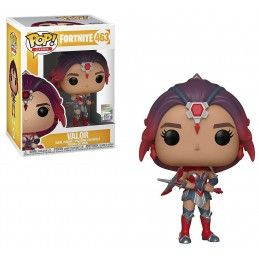 FUNKO FUNKO POP! FORTNITE - VALOR BOBBLE HEAD KNOCKER FIGURE