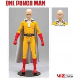 ONE-PUNCH MAN - SAITAMA 18CM ACTION FIGURE MC FARLANE