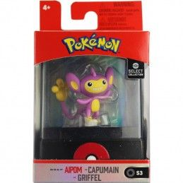 BOTI POKEMON SELECT COLLECTION S3 - AIPOM MINI FIGURE