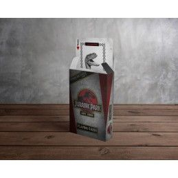 JURASSIC PARK PLAYING CARDS GIFT SHOP MAZZO DI CARTE