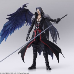 FINAL FANTASY BRING ARTS - SEPHIROTH ACTION FIGURE SQUARE ENIX