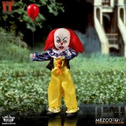 MEZCO TOYS LIVING DEAD DOLLS LDD IT 1990 PENNYWISE ACTION FIGURE