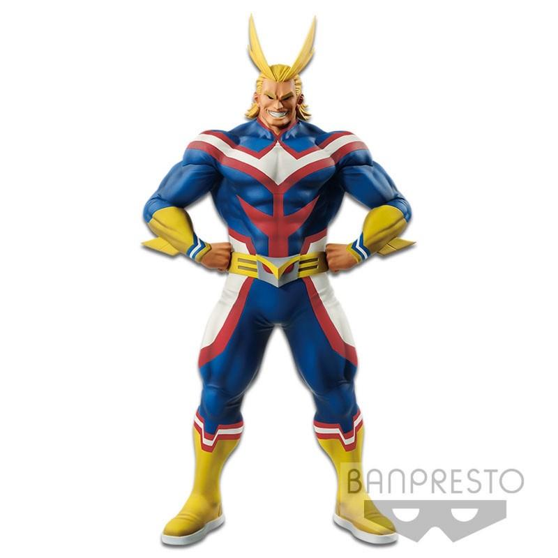 My hero academia all might 20 cm statue figure banpresto