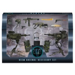 ALIENS USCM ARSENAL WEAPONS...
