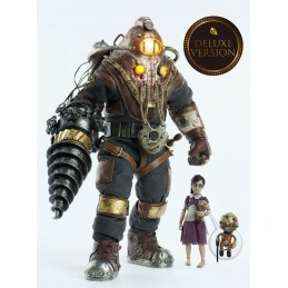 BIOSHOCK SUBJECT DELTA AND...