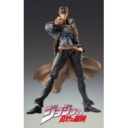 MEDICOS ENTERTAINMENT JOJO BIZARRE ADVENTURE STARDUST CRUSADERS JOTARO KUJO 1.5 VER ACTION FIGURE