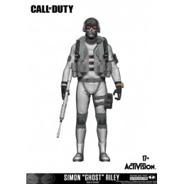 CALL OF DUTY - SIMON GHOST...