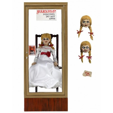 THE CONJURING ULTIMATE ANNABELLE 3 ACTION FIGURE