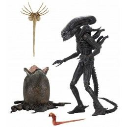 ALIEN ULTIMATE 40TH ANNIVERSARY BIG CHAP ACTION FIGURE NECA