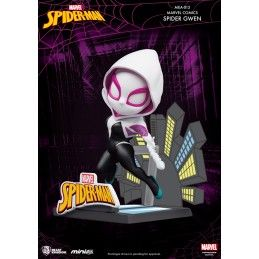 MARVEL SPIDER-MAN SPIDER GWEN MINI EGG ATTACK FIGURE BEAST KINGDOM