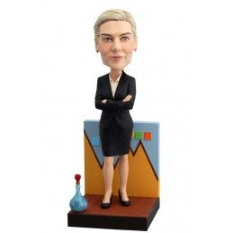 ROYAL BOBBLES BETTER CALL SAUL - KIM WEXLER HEADKNOCKER BOBBLE HEAD FIGURE