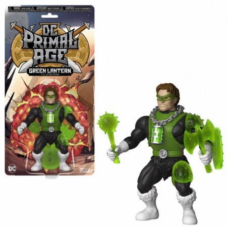 DC PRIMAL AGE - GREEN LANTERN ACTION FIGURE