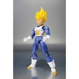 BANDAI DRAGON BALL Z SUPER SAIYAN VEGETA PREMIUM COLOR S.H. FIGUARTS FIGURE