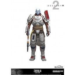 MC FARLANE DESTINY 2 - ZAVALA 18 CM ACTION FIGURE