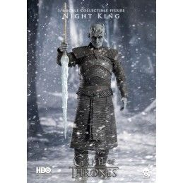 "GAME OF THRONES - IL TRONO DI SPADE - NIGHT KING 12"" 30 CM ACTION FIGURE THREEZERO"