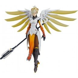 OVERWATCH - MERCY FIGMA 16 CM ACTION FIGURE GOOD SMILE COMPANY