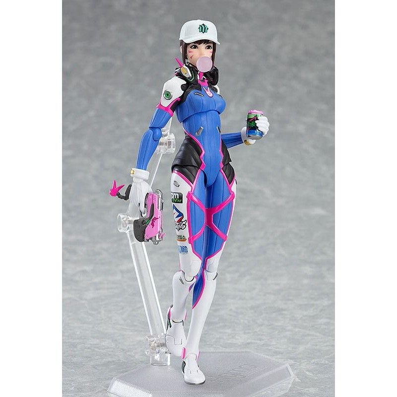GOOD SMILE COMPANY OVERWATCH - D.VA FIGMA 16 CM ACTION FIGURE