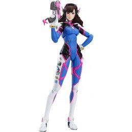 OVERWATCH - D.VA FIGMA 16 CM ACTION FIGURE GOOD SMILE COMPANY