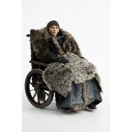 "GAME OF THRONES - IL TRONO DI SPADE - BRAN STARK 12"" 30 CM ACTION FIGURE THREEZERO"