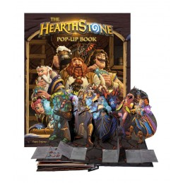 HEARTHSTONE POP-UP BOOK 3D...
