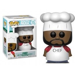 FUNKO POP! SOUTH PARK - CHEF BOBBLE HEAD KNOCKER FIGURE FUNKO