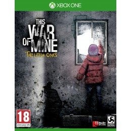 THIS WAR OF MINE THE LITTLE ONES XBOX ONE NUOVO ITALIANO