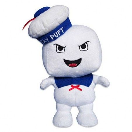 GHOSTBUSTERS STAY PUFT ANGRY TALKING PLUSH PELUCHE PARLANTE 23CM FIGURE