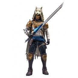 DESTINY - IRON BANNER HUNTER 18 CM ACTION FIGURE MC FARLANE