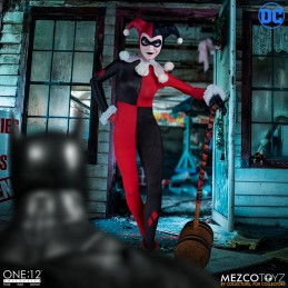 HARLEY QUINN DELUXE ONE:12...