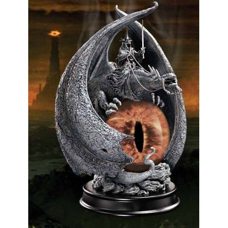 LORD OF THE RINGS - FURY OF THE WITCH KING STATUE FIGURE