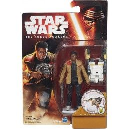 STAR WARS - DESERT WAVE FINN (JAKKU) ACTION FIGURE HASBRO