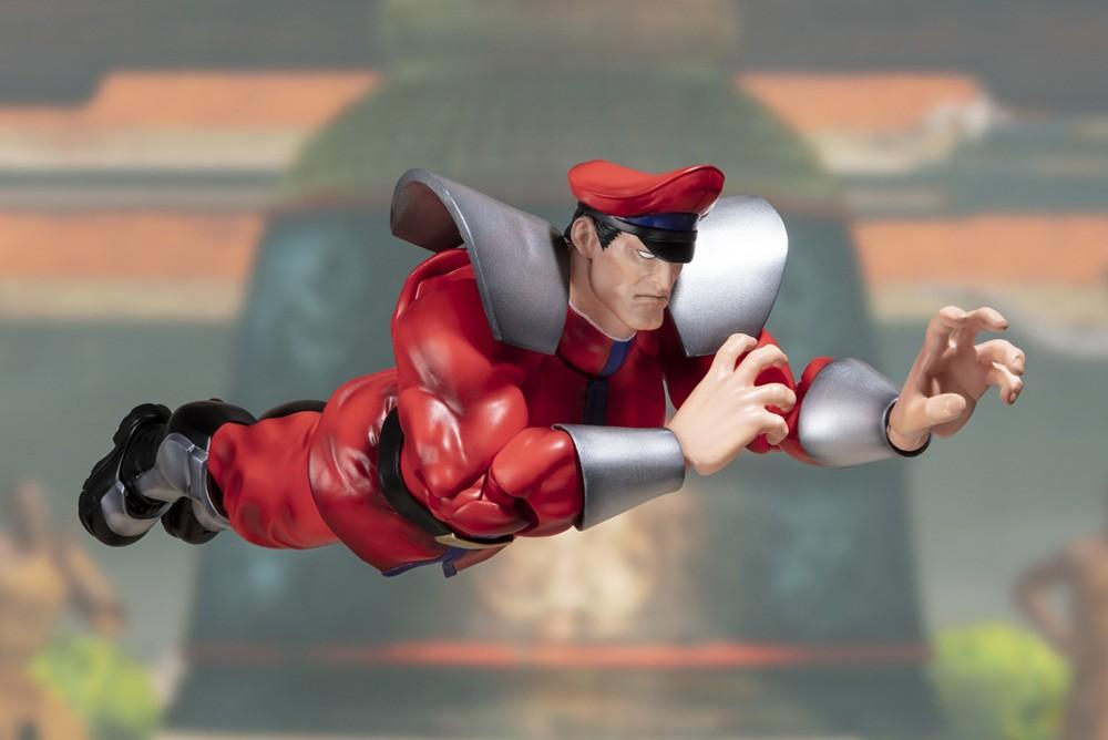 Buy Street Fighter Mister Bison S H Figuarts Action Figure Bandai