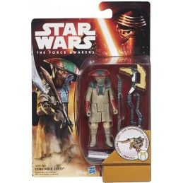 HASBRO STAR WARS - DESERT WAVE CONSTABLE ZUVIO ACTION FIGURE