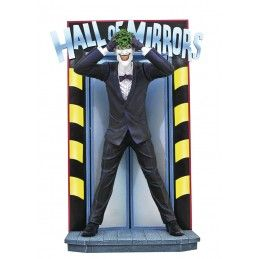 DC GALLERY KILLING JOKE JOKER FIGURE STATUE DIAMOND SELECT