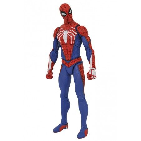 MARVEL SELECT SPIDER-MAN VIDEOGAME PS4 ACTION FIGURE