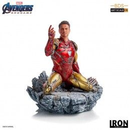 IRON STUDIOS AVENGERS ENDGAME I AM IRON MAN SCALE 1/10 STATUE FIGURE