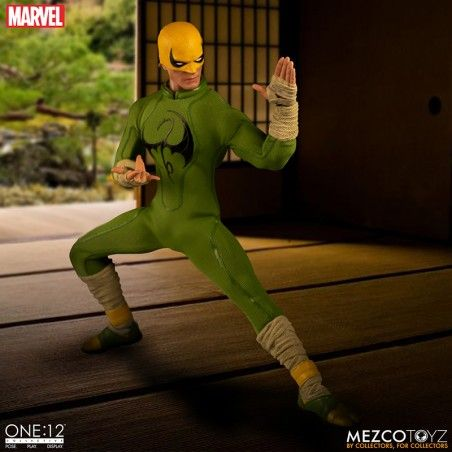 IRON FIST ONE 12 COLLECTIVE ACTION FIGURE