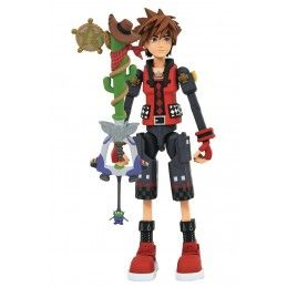 DIAMOND SELECT KINGDOM HEARTS 3 VALOR TOY STORY SORA ACTION FIGURE