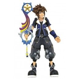 DIAMOND SELECT KINGDOM HEARTS 3 WISDOM TOY STORY SORA ACTION FIGURE