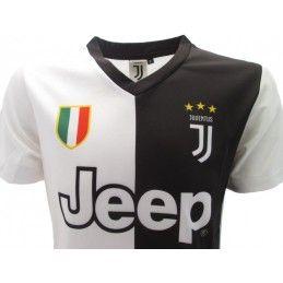 MAGLIA CALCIO UFFICIALE JUVENTUS FC 2019 2020 NUMERO 7