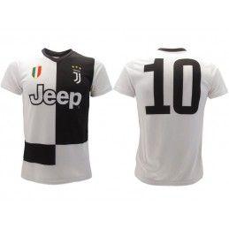 MAGLIA CALCIO UFFICIALE JUVENTUS FC 2019 2020 NUMERO 10