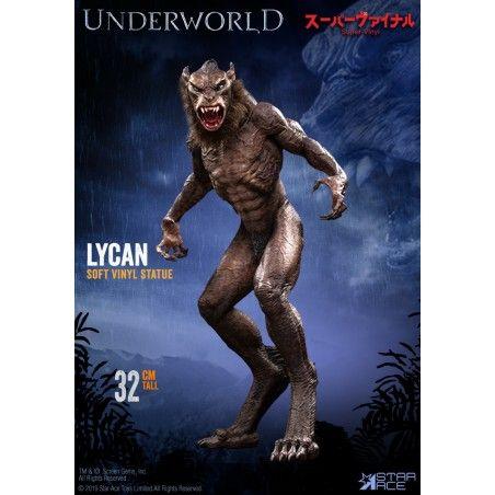 UNDERWORLD LYCAN SOFT VINYL STATUE 32CM FIGURE