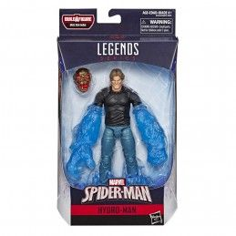 MARVEL LEGENDS SERIES MOLTEN - HYDRO-MAN ACTION FIGURE HASBRO