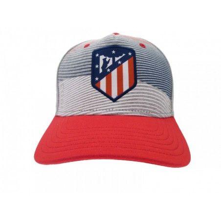 CAPPELLO BASEBALL CAP ATLETICO MADRID UFFICIALE GRIGIO