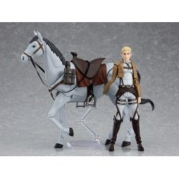 MAX FACTORY ATTACK ON TITAN ATTACCO DEI GIGANTI - ERWIN SMITH FIGMA ACTION FIGURE