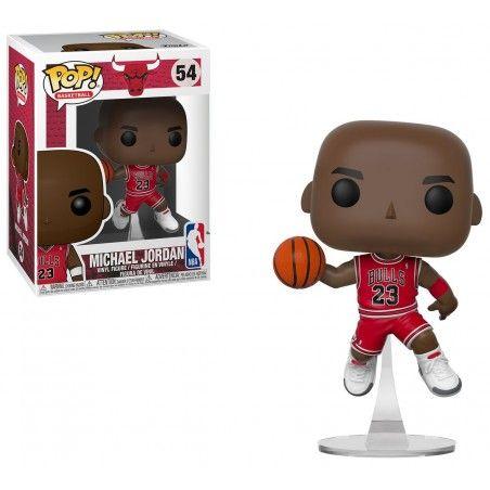 FUNKO POP! NBA - MICHAEL JORDAN BOBBLE HEAD KNOCKER FIGURE