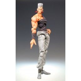 MEDICOS ENTERTAINMENT JOJO BIZARRE ADVENTURE CHOZOKADO JEAN PIERRE POLNAREFF ACTION FIGURE