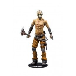 BORDERLANDS - PSYCHO BANDIT ACTION FIGURE MC FARLANE