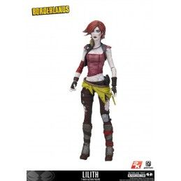 BORDERLANDS - LILITH ACTION FIGURE MC FARLANE