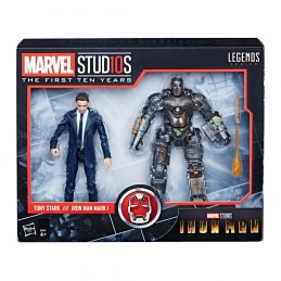 MARVEL LEGENDS IRON MAN -...